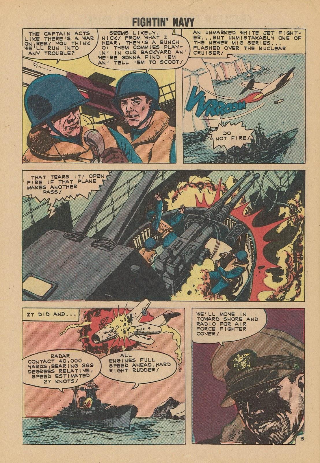 Read online Fightin' Navy comic -  Issue #101 - 28