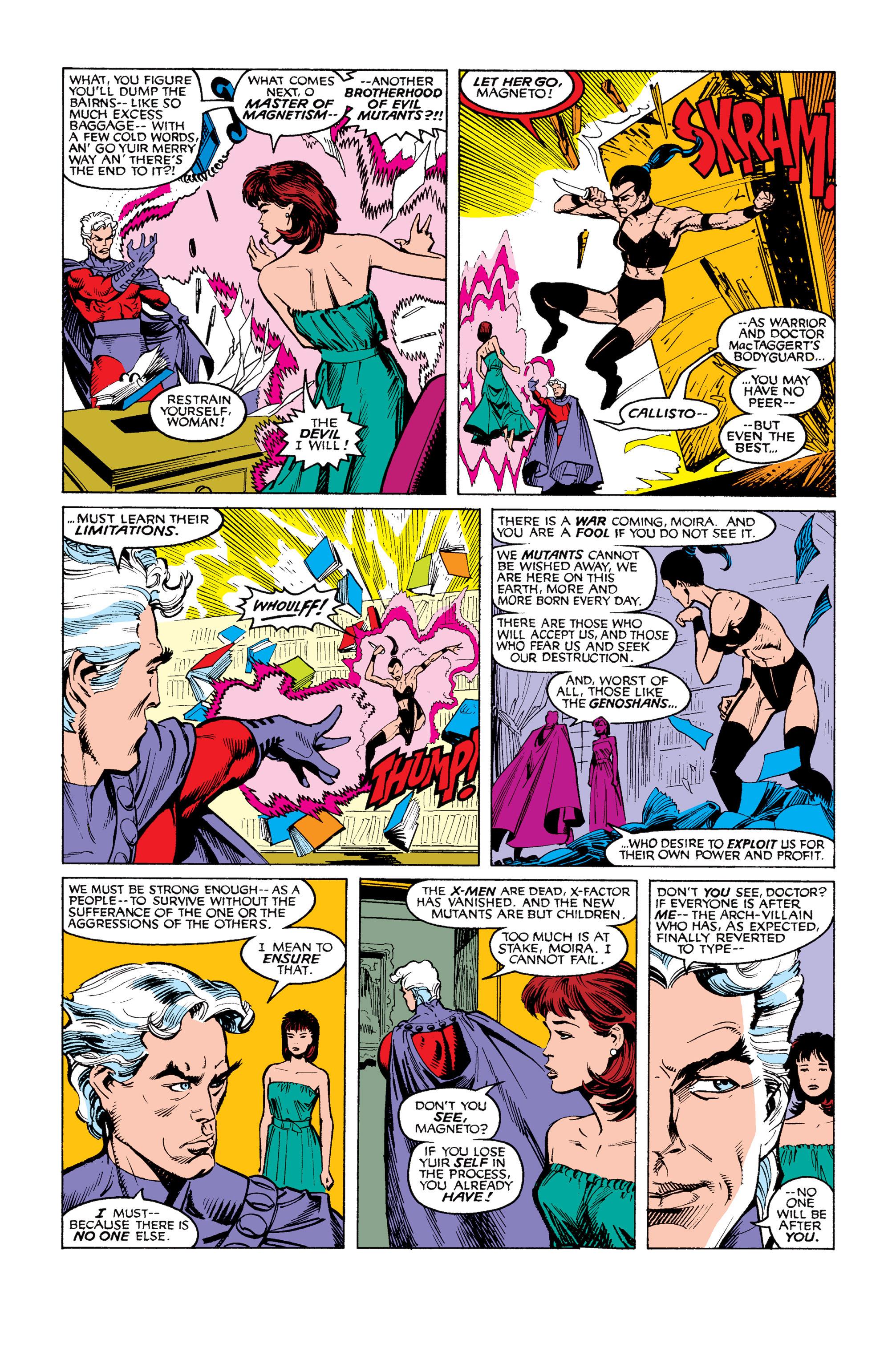 Read online Uncanny X-Men (1963) comic -  Issue #253 - 11