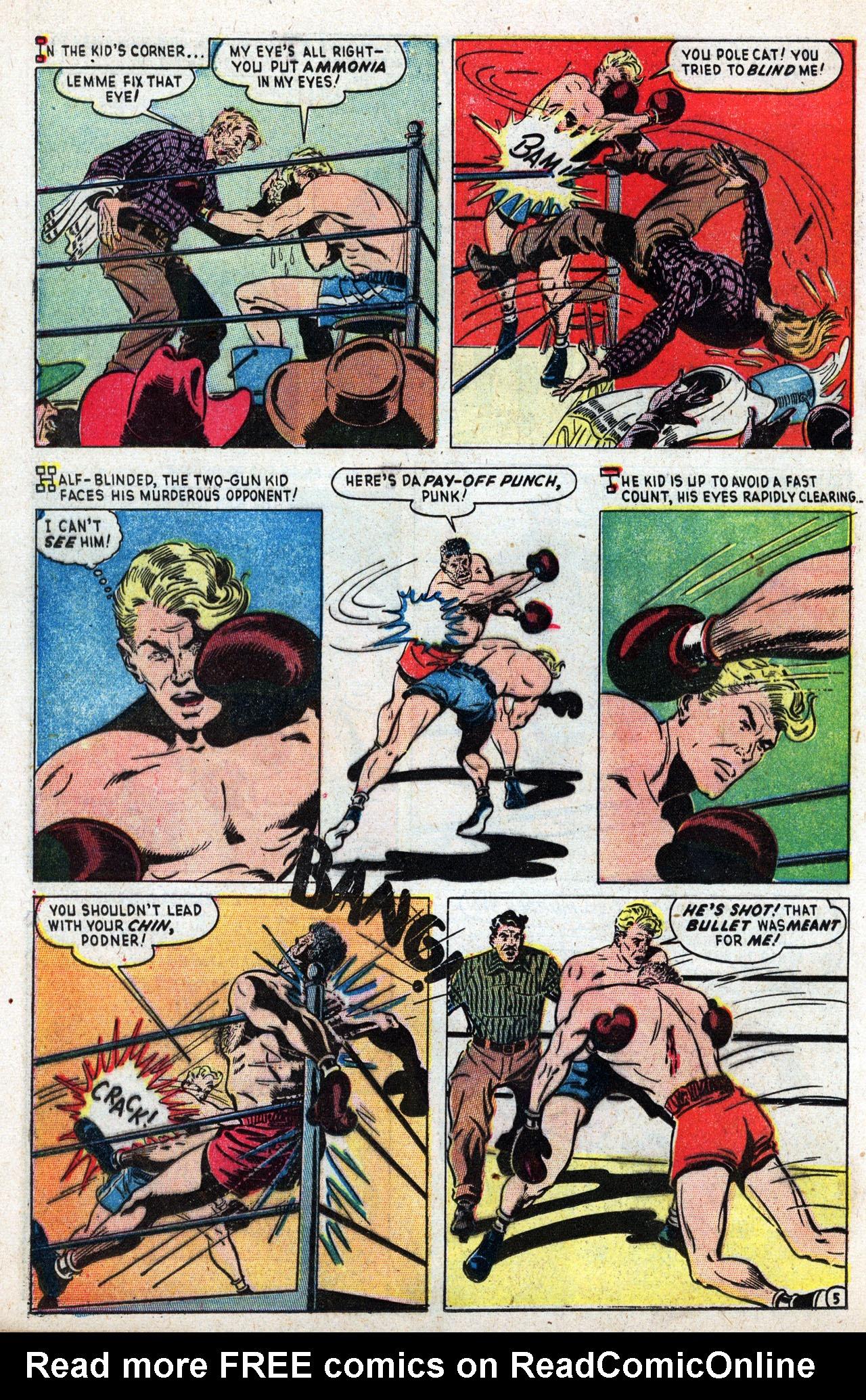 Read online Two-Gun Kid comic -  Issue #3 - 26