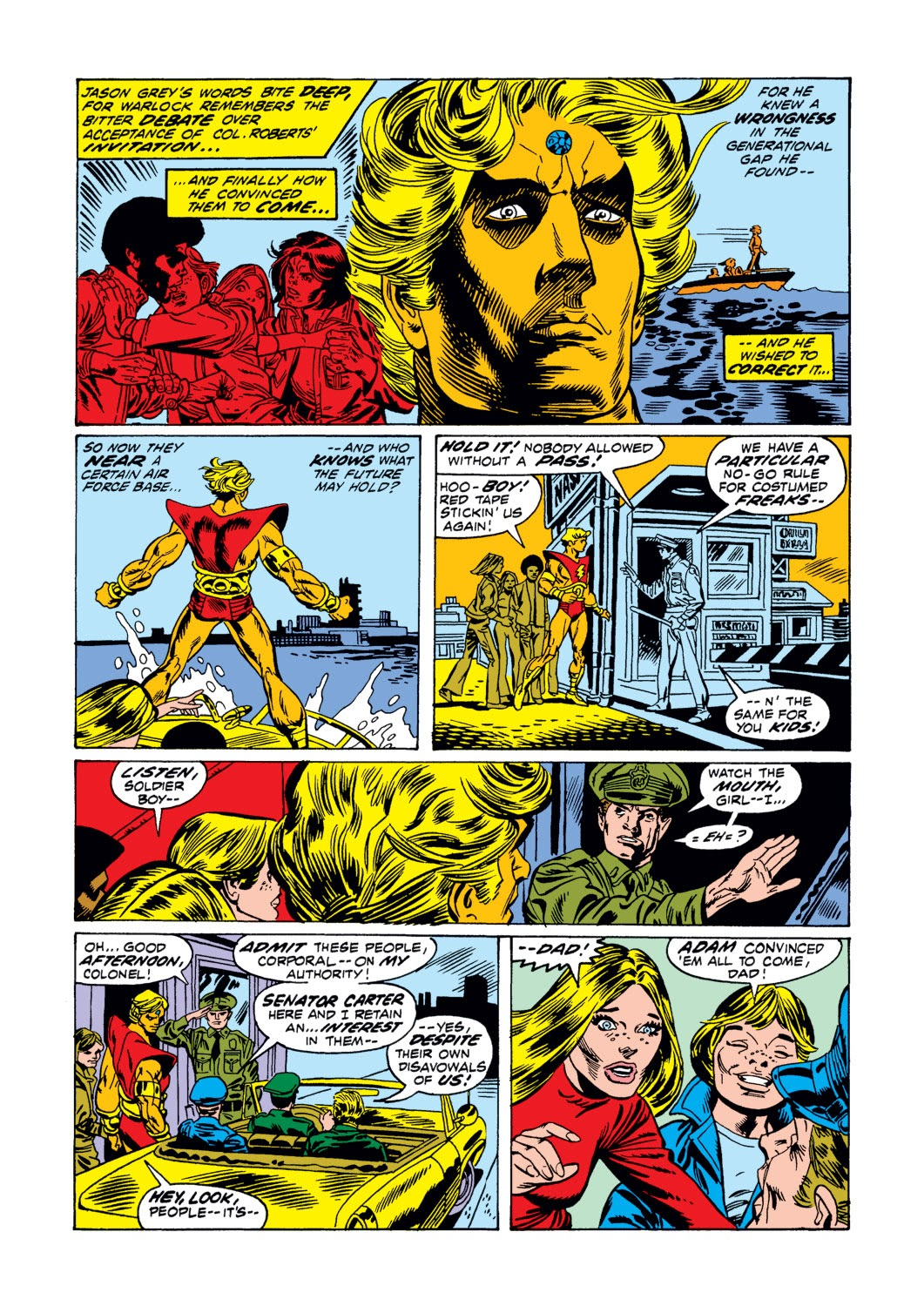 Warlock (1972) issue 3 - Page 13