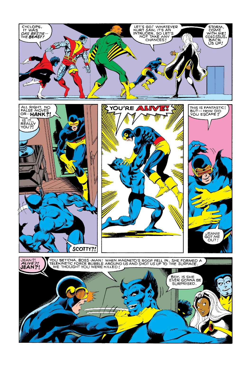 Uncanny X-Men (1963) issue 125 - Page 16