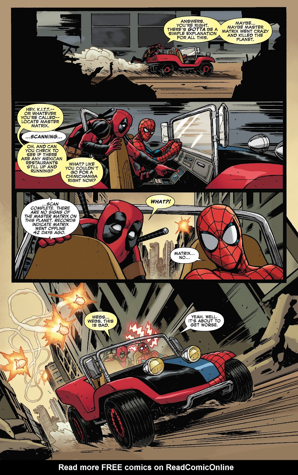 Read online Spider-Man/Deadpool comic -  Issue #46 - 10