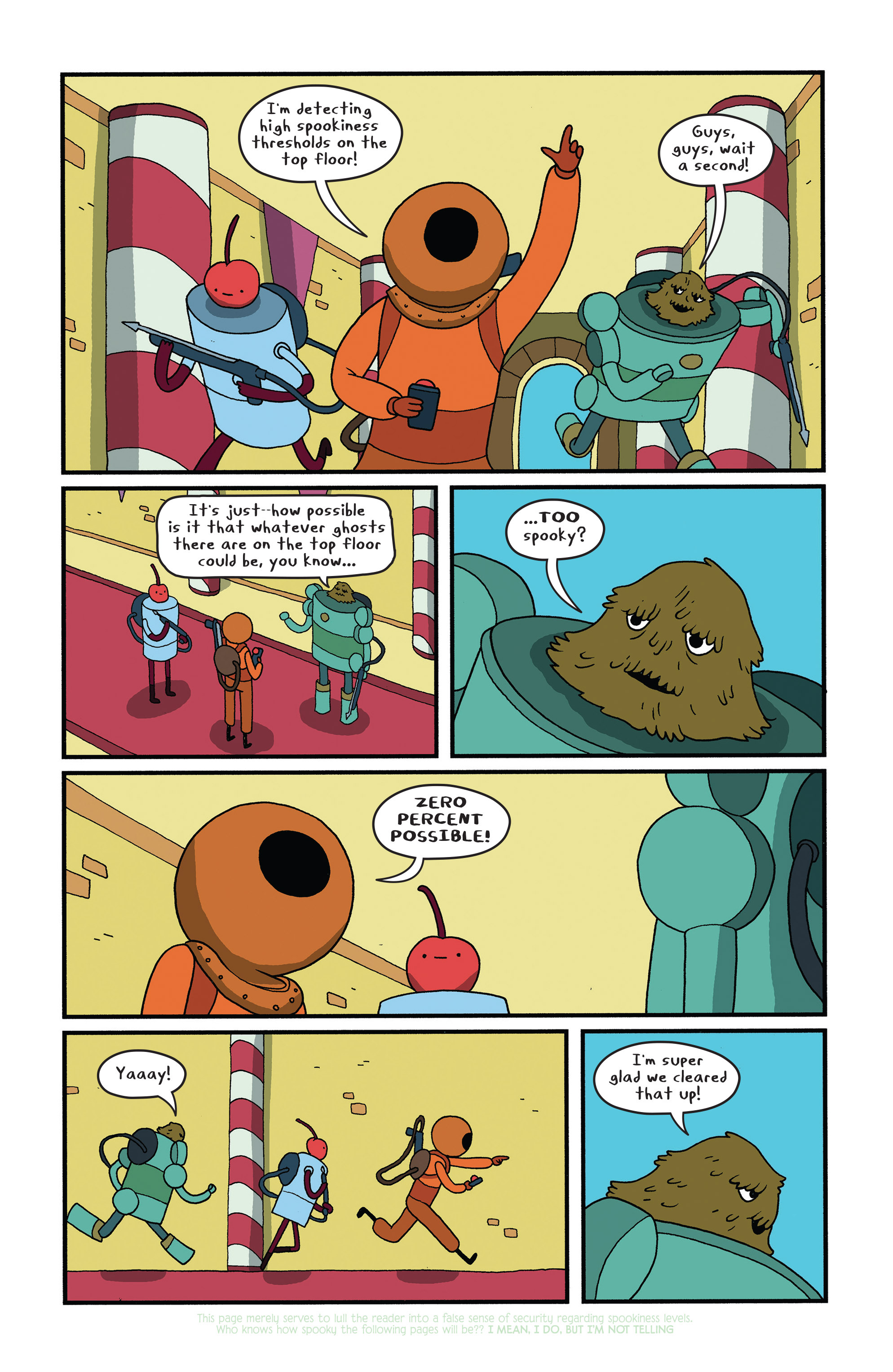 Read online Adventure Time comic -  Issue #28 - 3