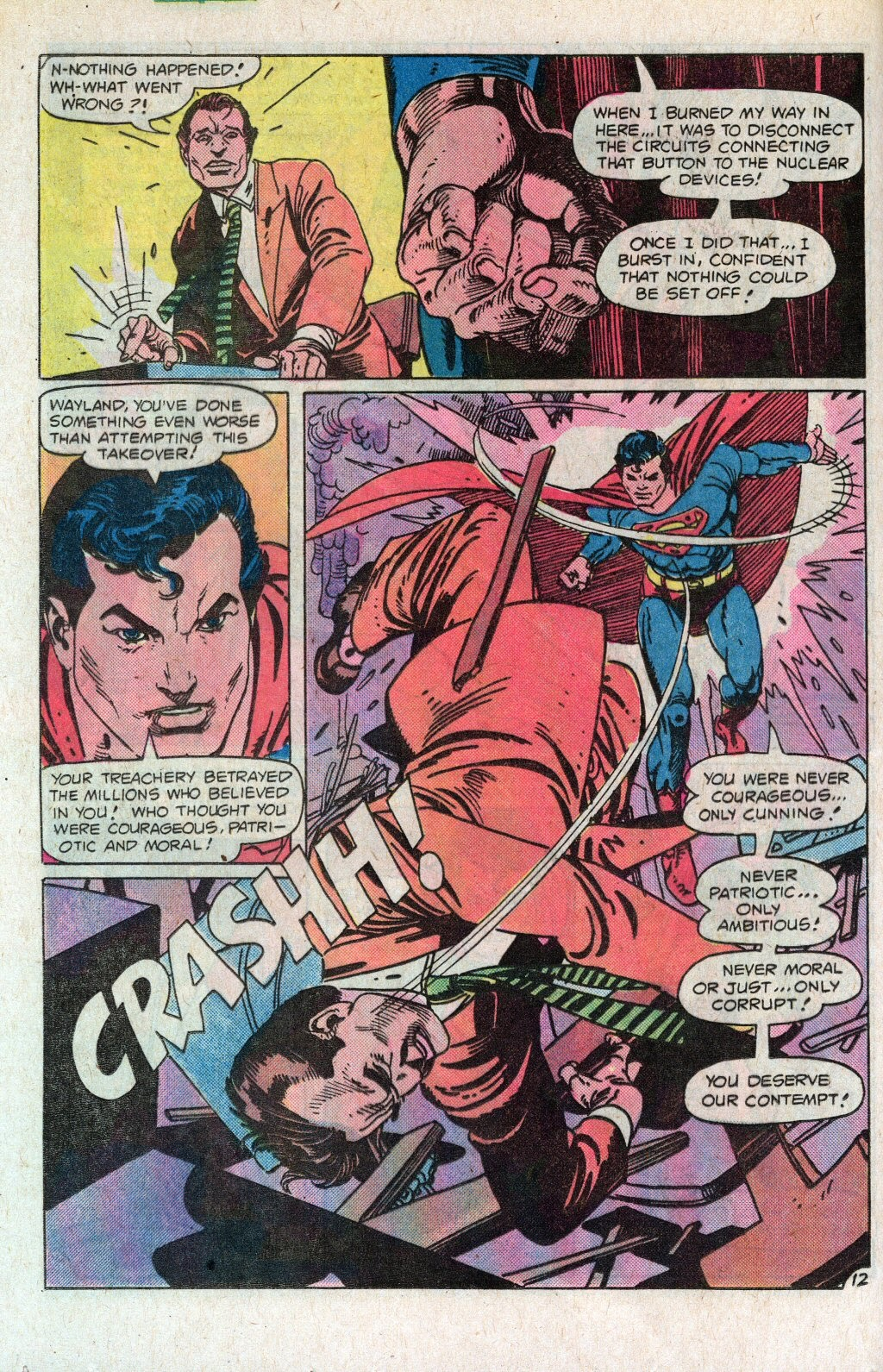 Read online Superman Special (1983) comic -  Issue #1 - 16
