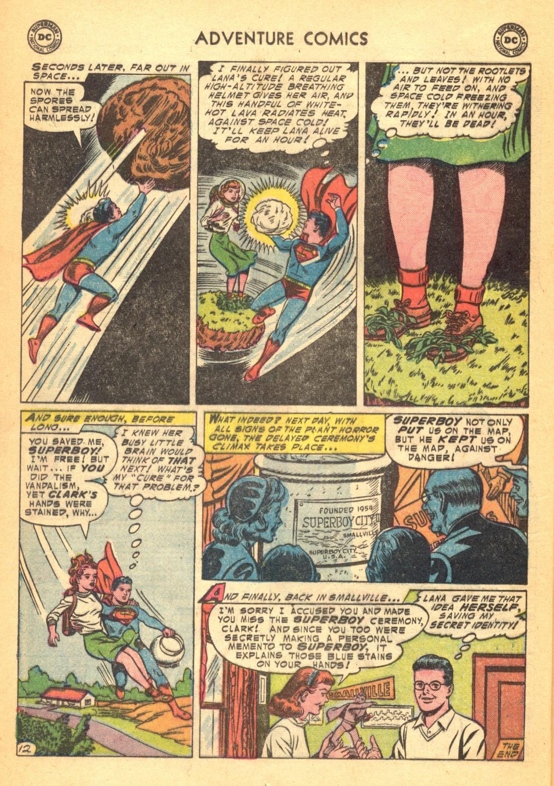 Read online Adventure Comics (1938) comic -  Issue #202 - 14