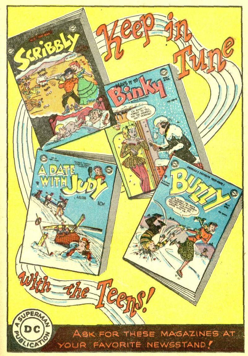 Read online Sensation (Mystery) Comics comic -  Issue #87 - 31