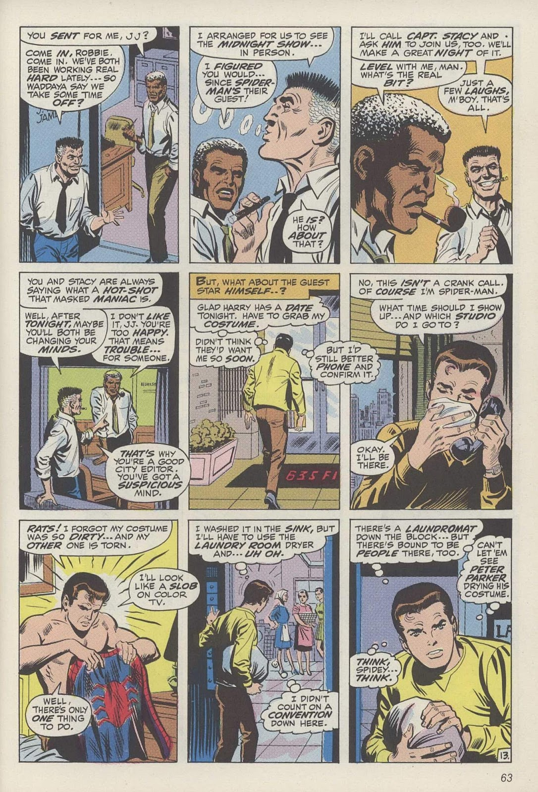 The Amazing Spider-Man (1979) issue TPB - Page 65