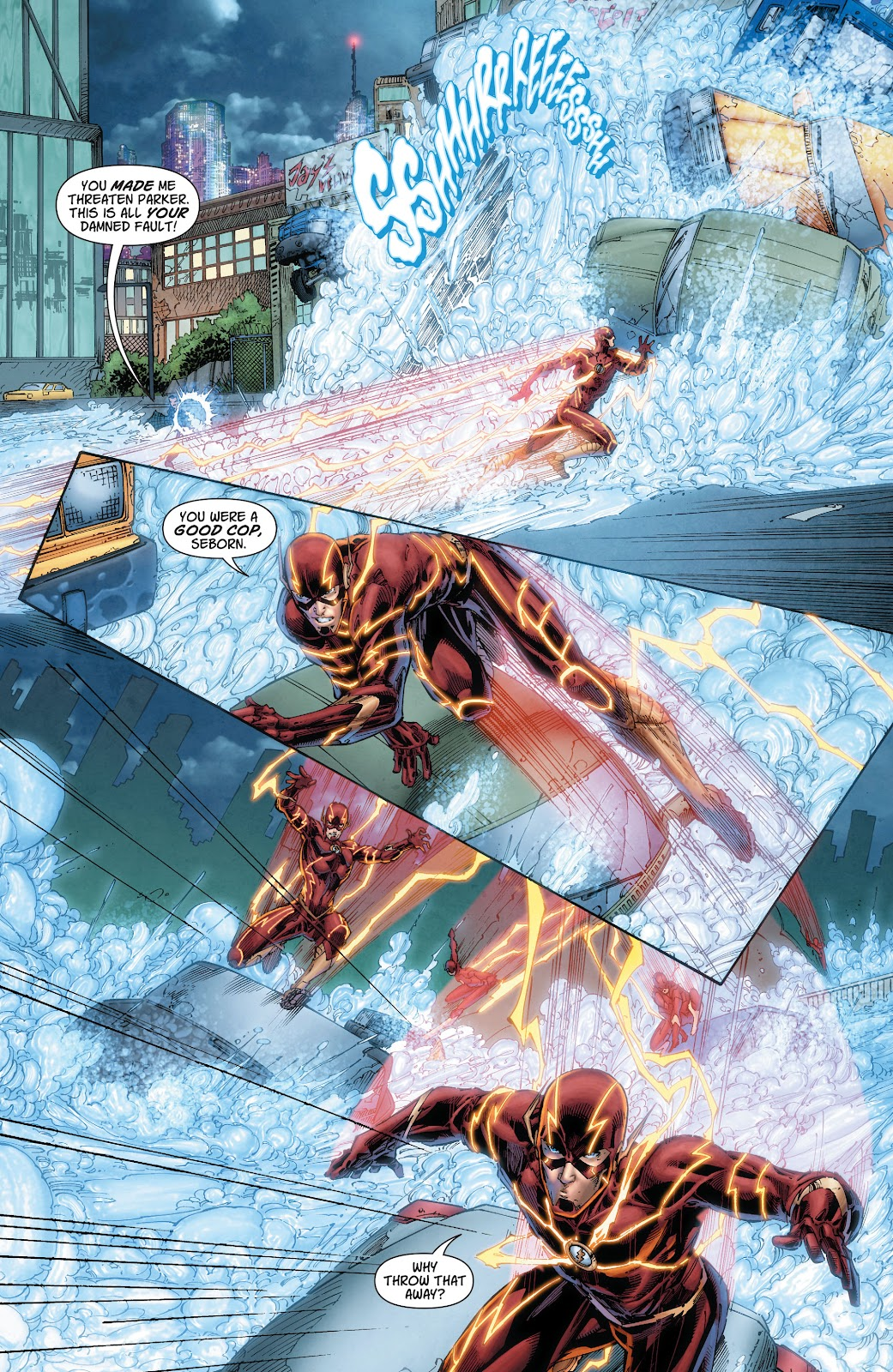 Read online The Flash (2011) comic -  Issue # _TPB 6 (Part 2) - 24