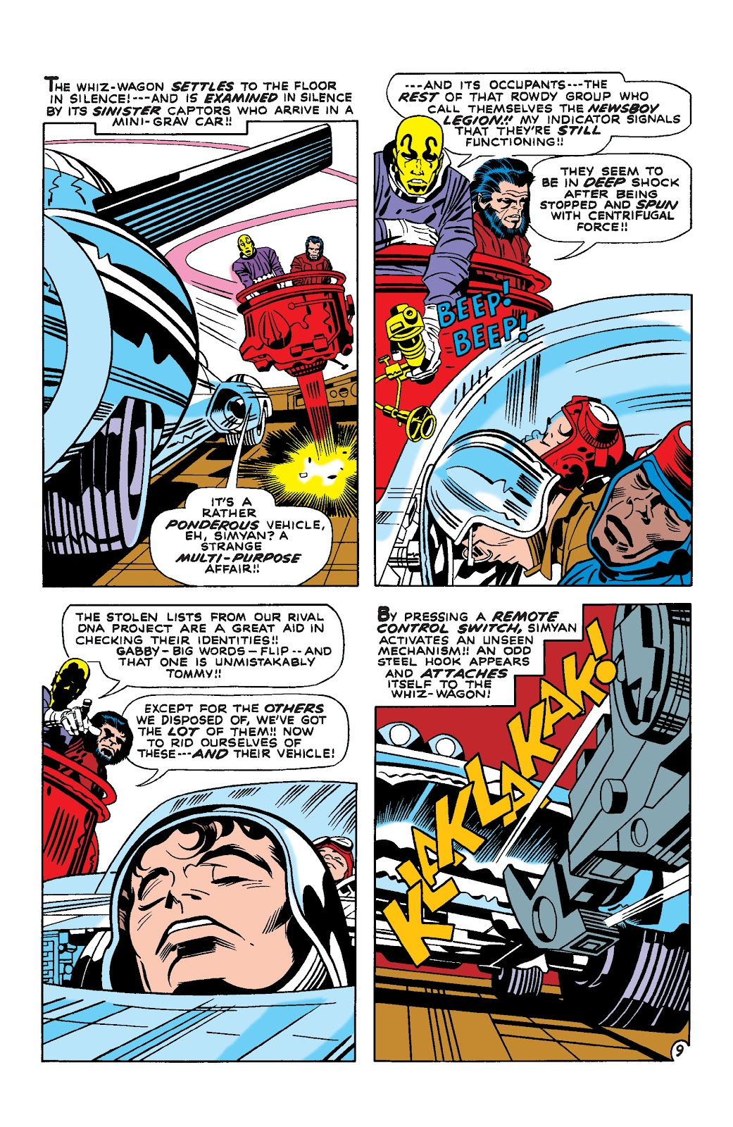 Read online Superman's Pal, Jimmy Olsen by Jack Kirby comic -  Issue # TPB (Part 3) - 96