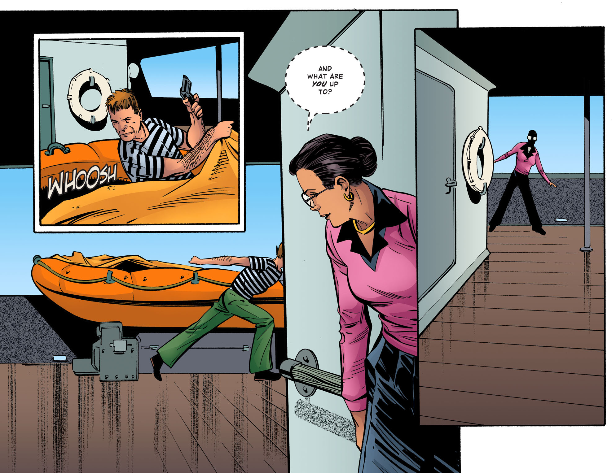 Read online Wonder Woman '77 [I] comic -  Issue #19 - 12