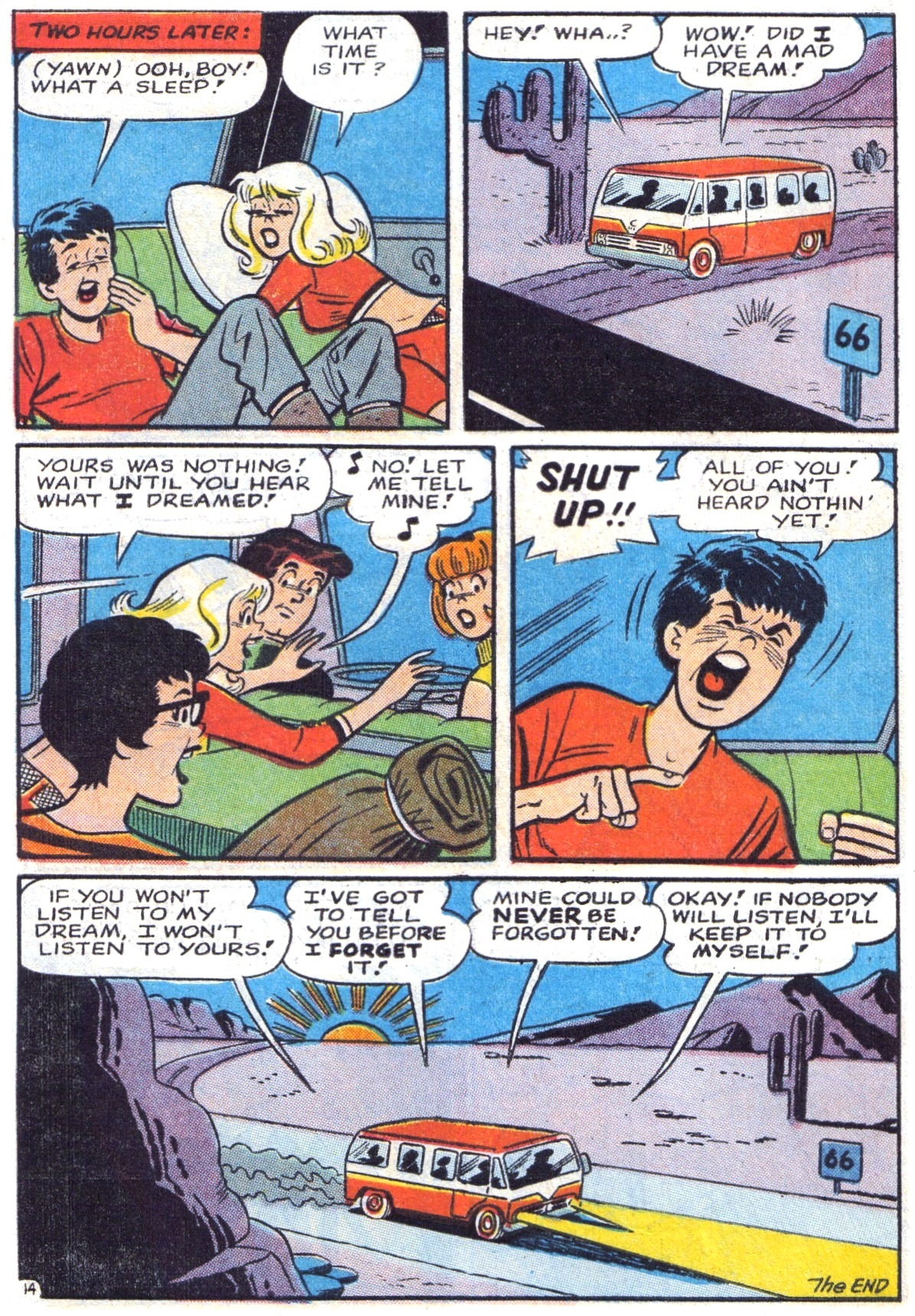 Read online She's Josie comic -  Issue #15 - 18