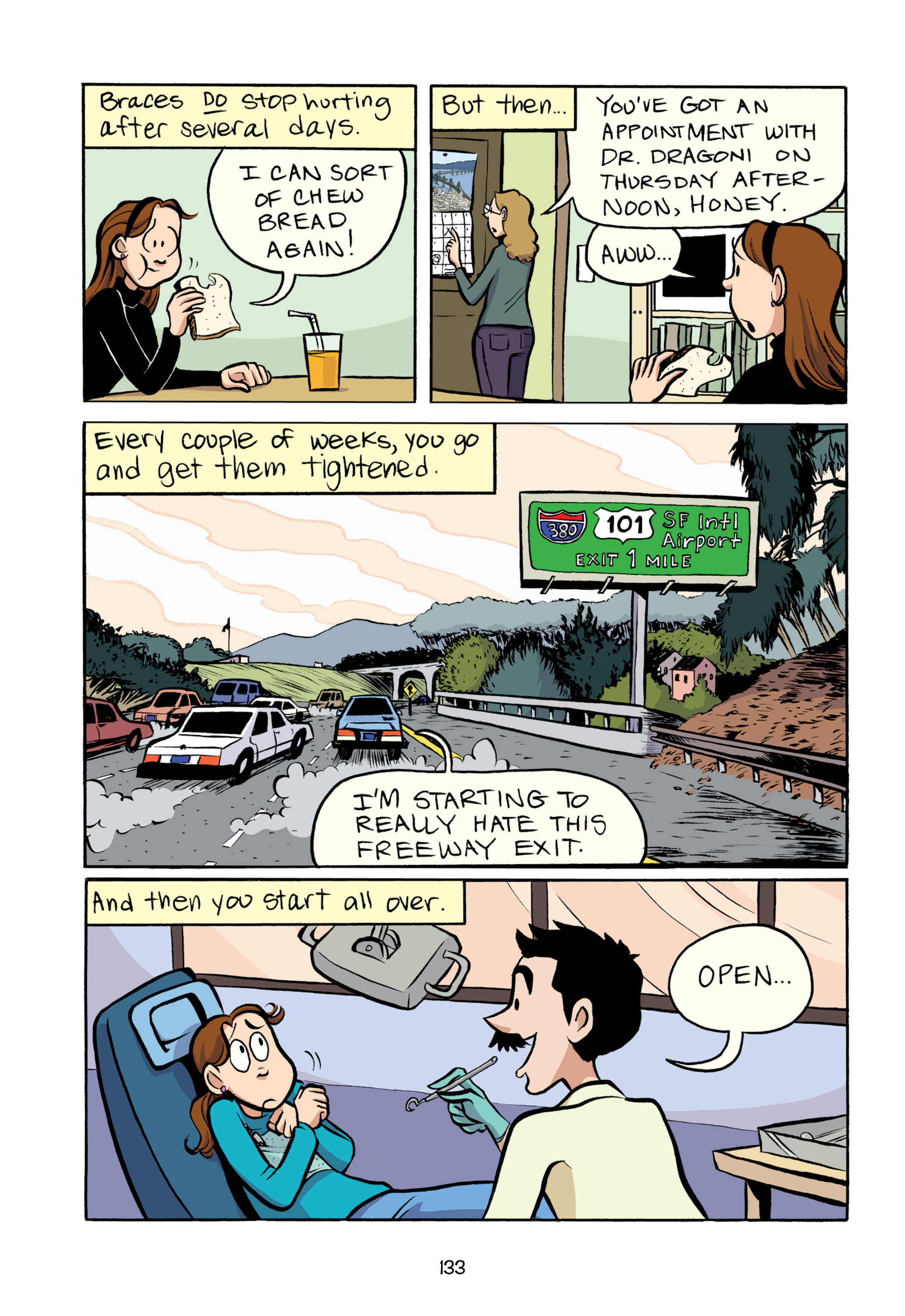 Read online Smile comic -  Issue # TPB - 139