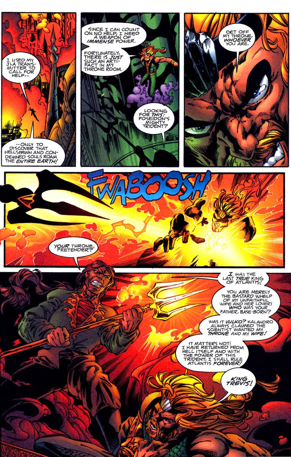 Read online Aquaman (1994) comic -  Issue #61 - 18