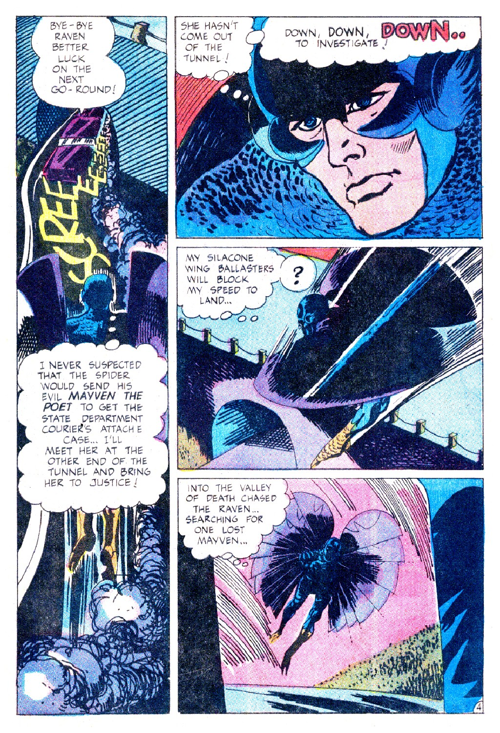 T.H.U.N.D.E.R. Agents (1965) issue 9 - Page 57