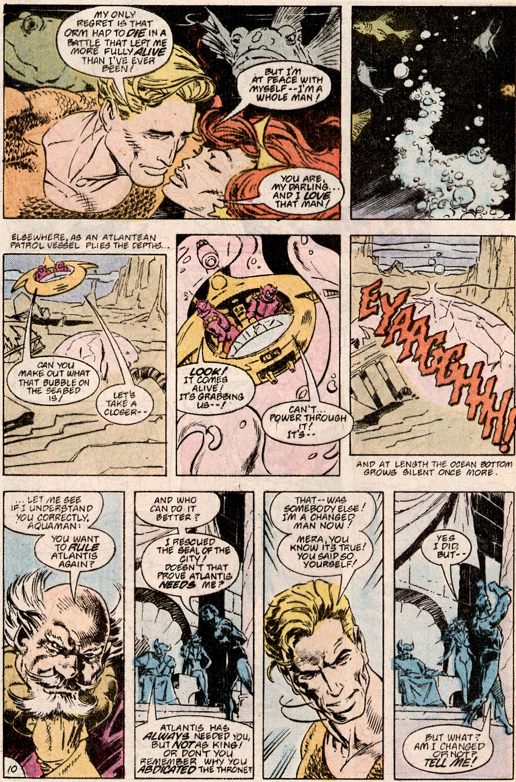Read online Aquaman Special comic -  Issue #Aquaman Special Full - 12