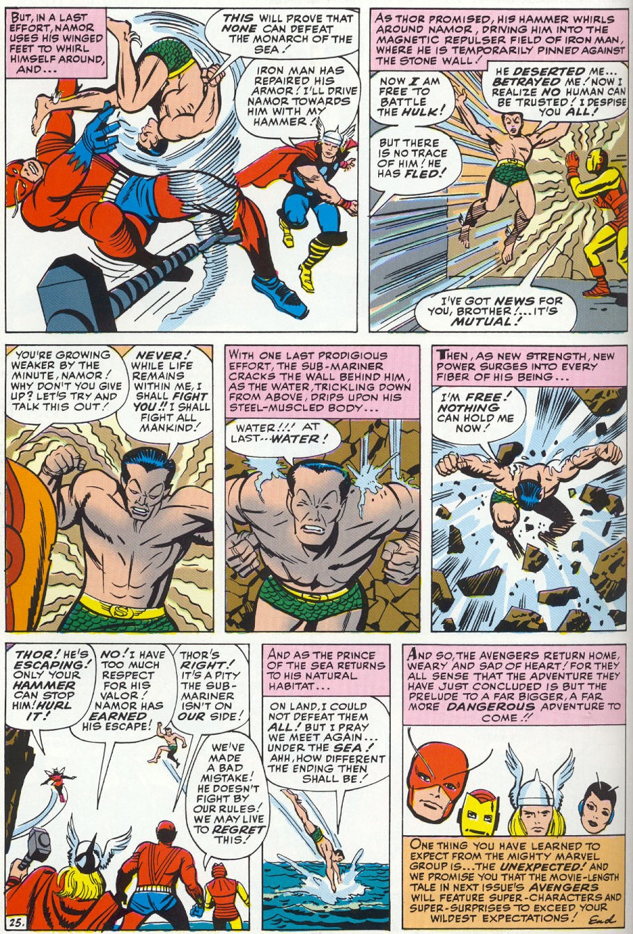The Avengers (1963) 3 Page 25
