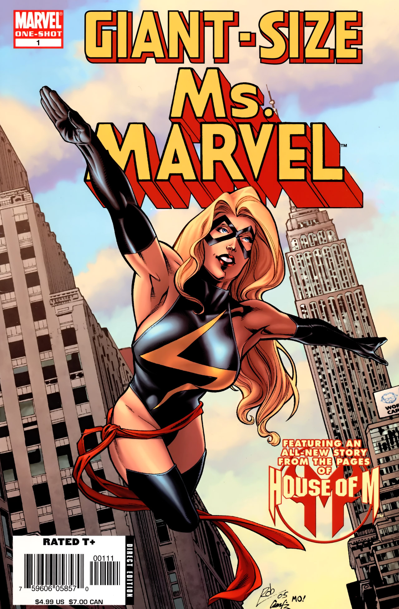Read online Giant-Size Ms. Marvel comic -  Issue # Full - 1