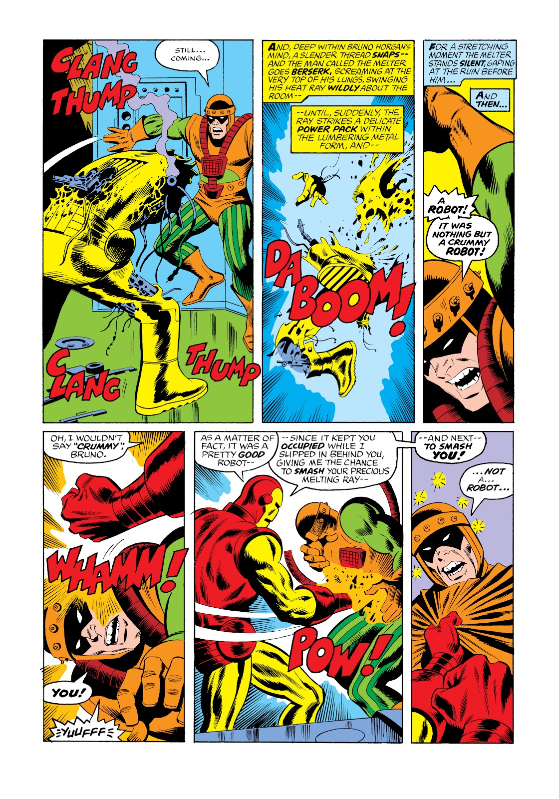 Read online Marvel Masterworks: The Invincible Iron Man comic -  Issue # TPB 11 (Part 3) - 45