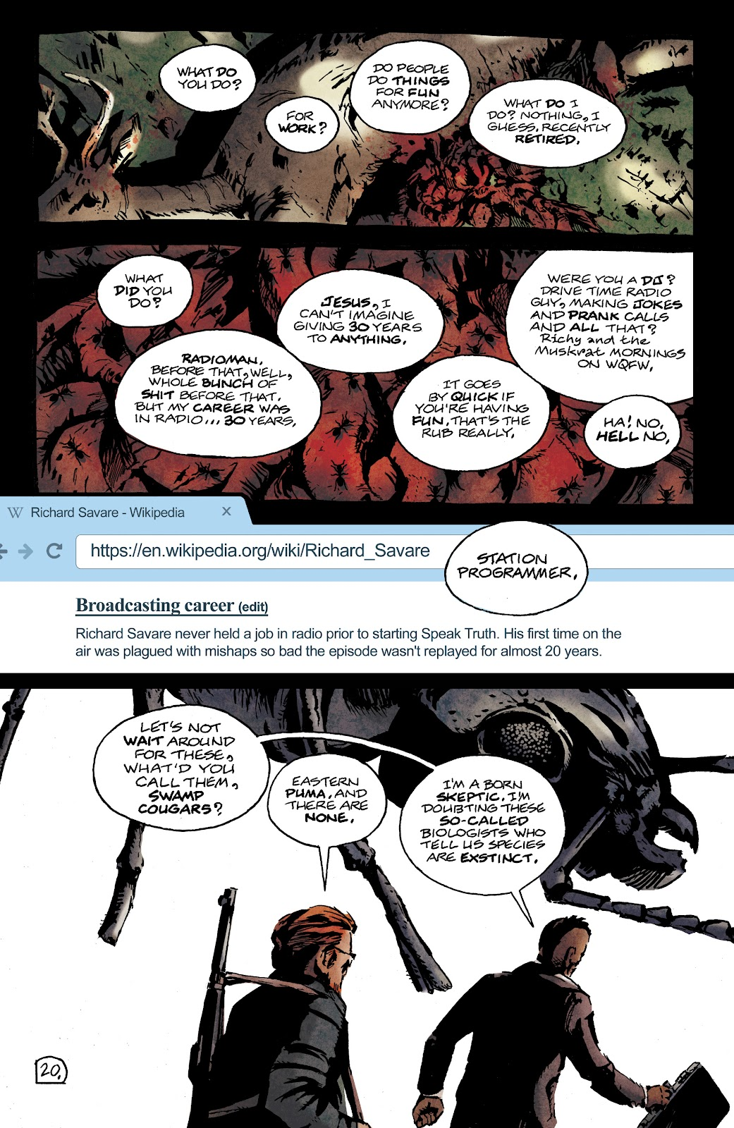 Read online Nobody Is In Control comic -  Issue #1 - 23