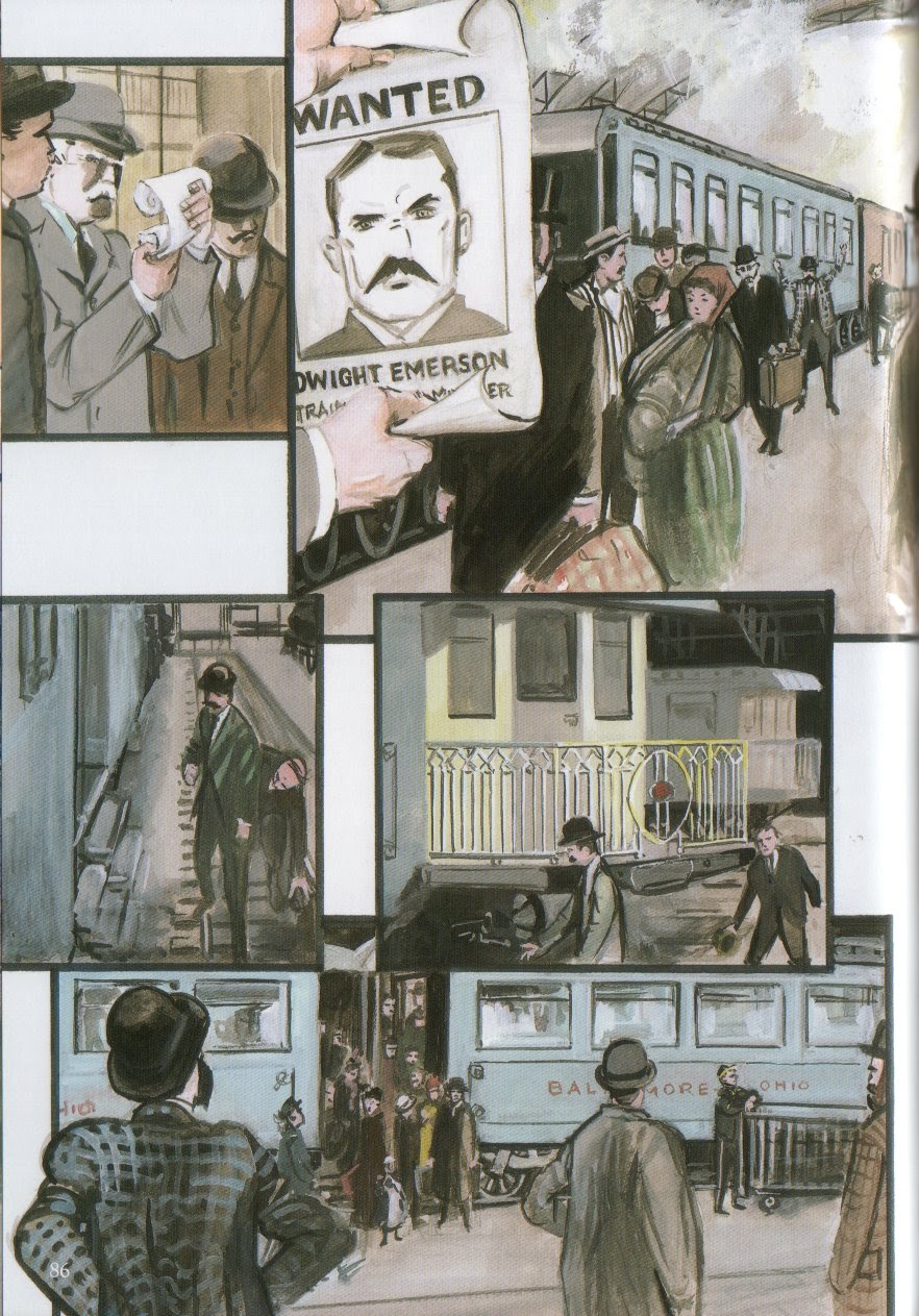 Read online The Black Diamond Detective Agency comic -  Issue # TPB - 86
