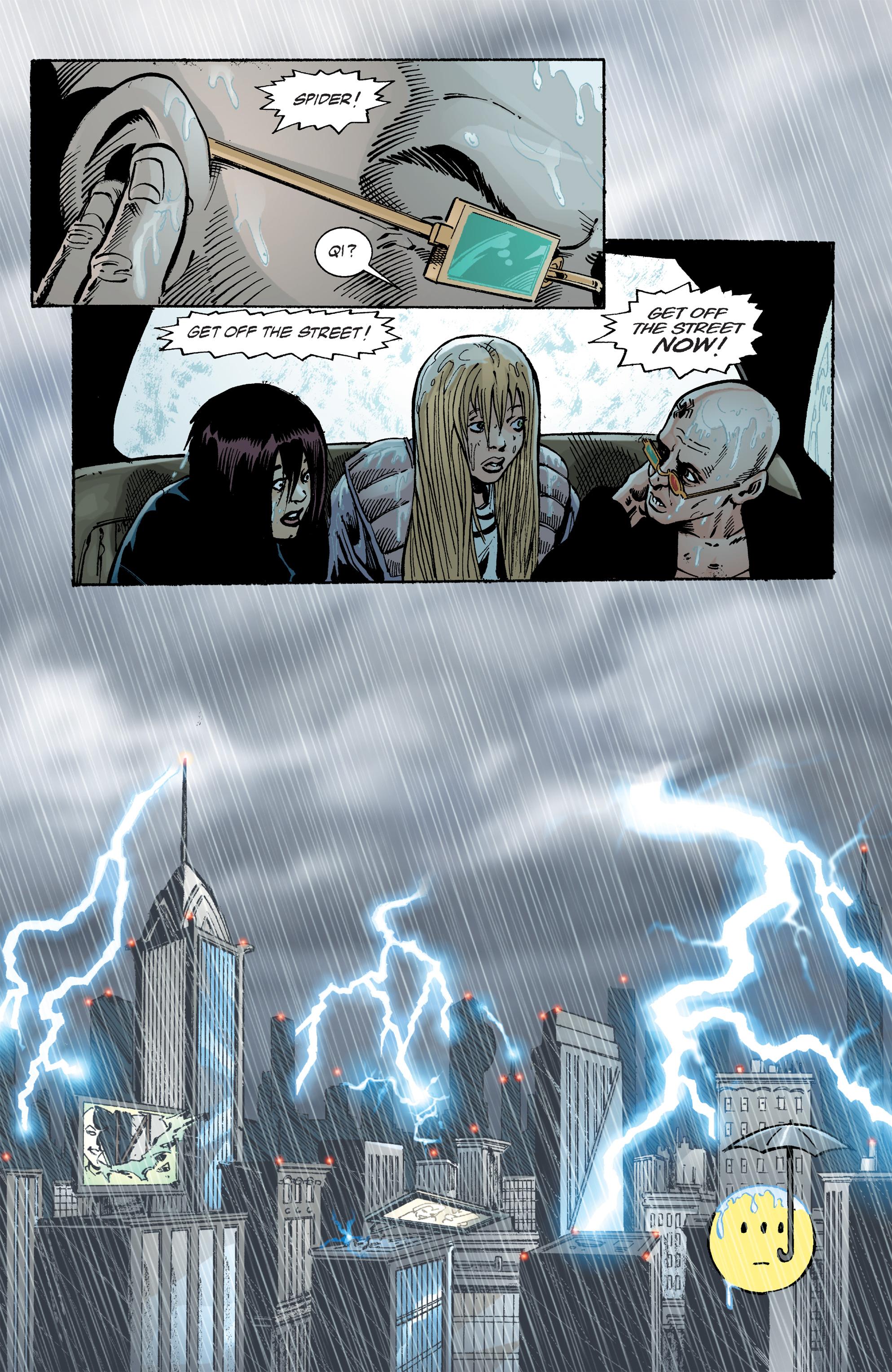 Read online Transmetropolitan comic -  Issue #44 - 23