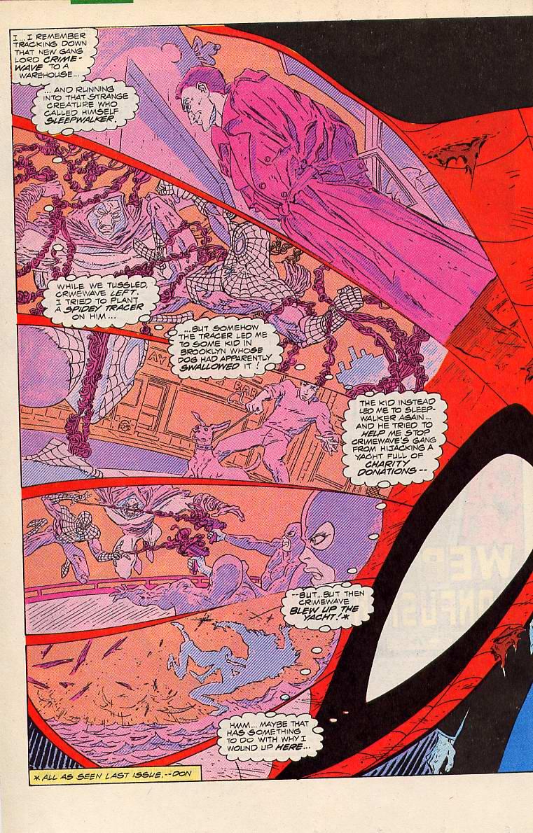 Read online Sleepwalker comic -  Issue #6 - 3