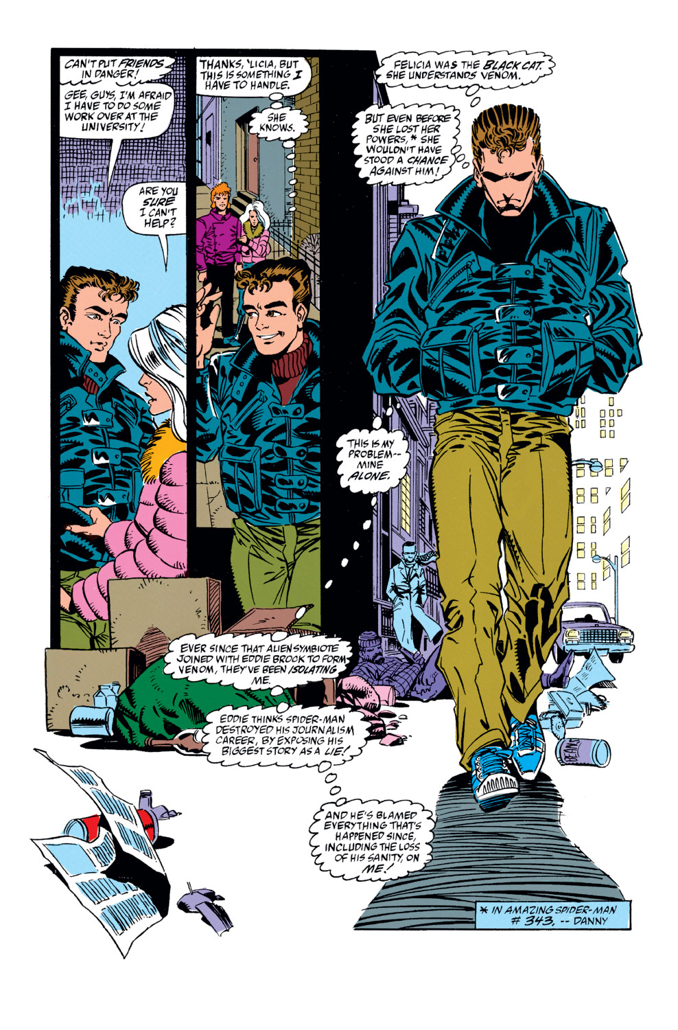 The Amazing Spider-Man (1963) 346 Page 6