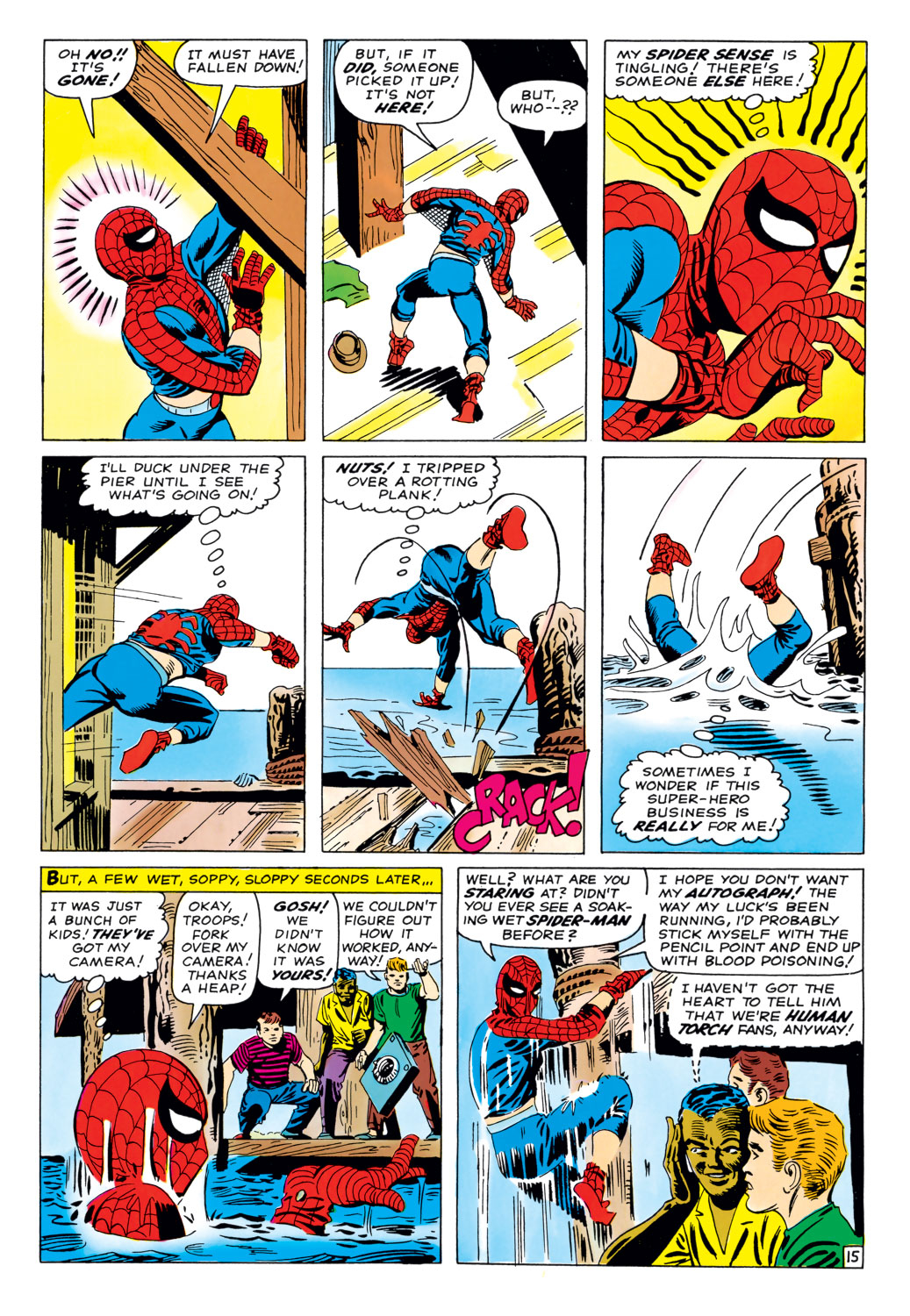 The Amazing Spider-Man (1963) 27 Page 15