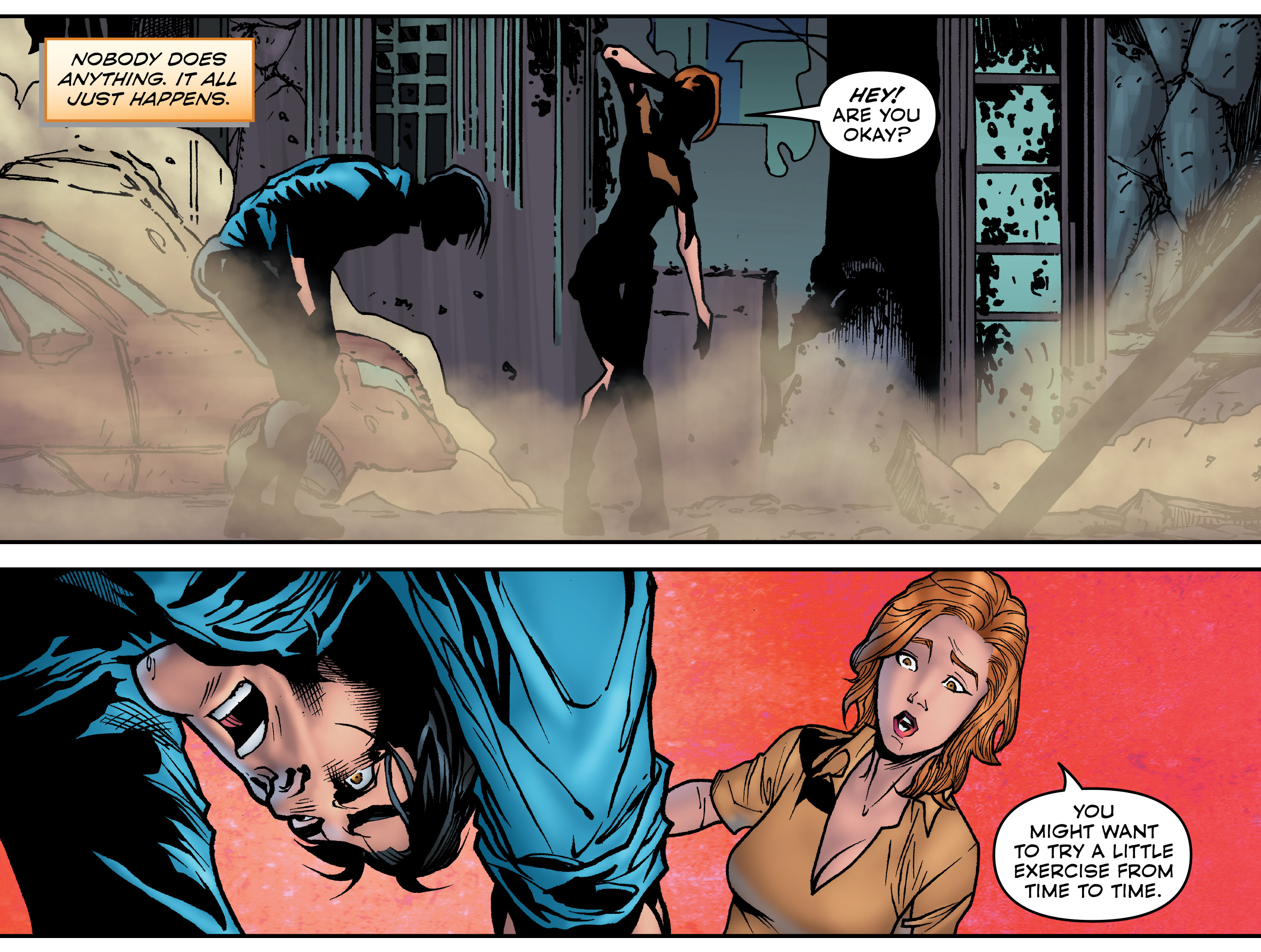 Read online Evil Dead 2: Dark Ones Rising comic -  Issue #5 - 14