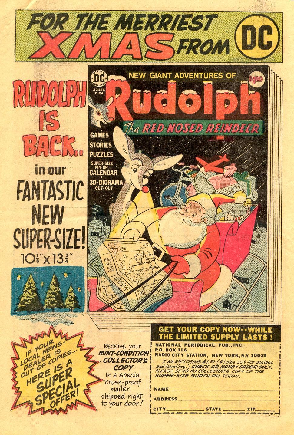 Read online Secret Origins (1973) comic -  Issue #6 - 18