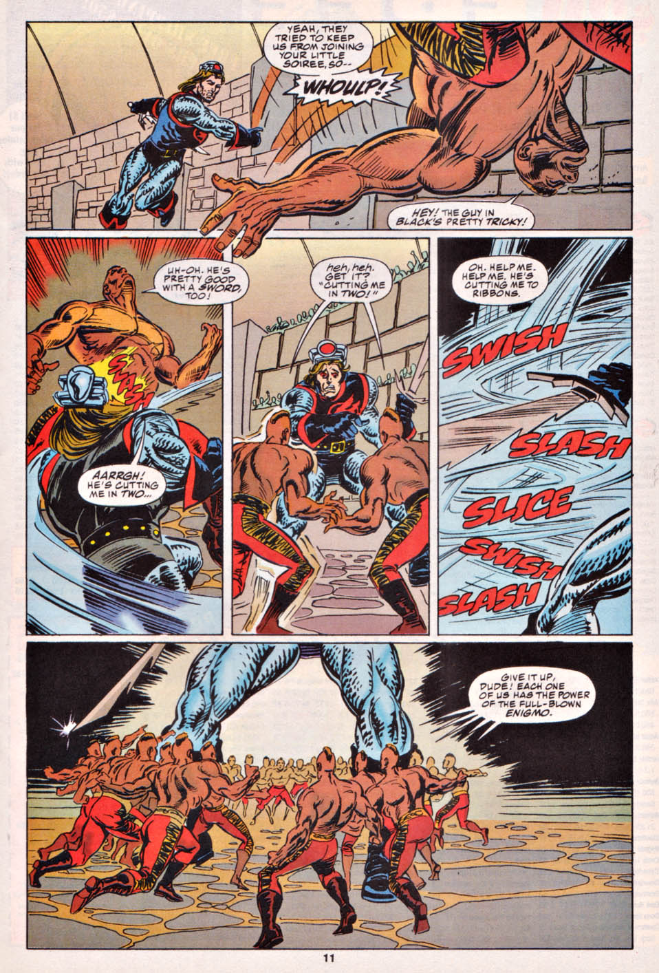 The Avengers (1963) 371 Page 8