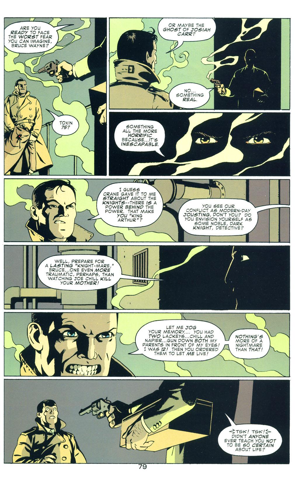 Read online Batman: Detective #27 comic -  Issue #27 TPB - 85