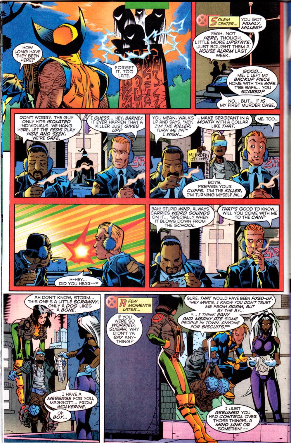 X-Men (1991) 75 Page 9
