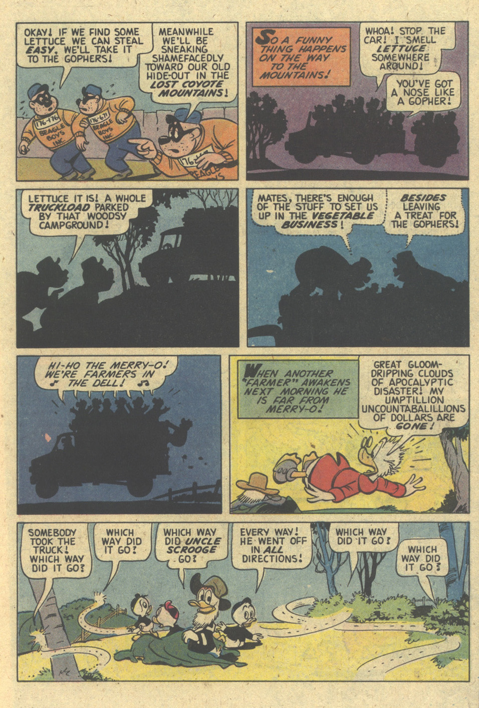 Read online Uncle Scrooge (1953) comic -  Issue #173 - 15