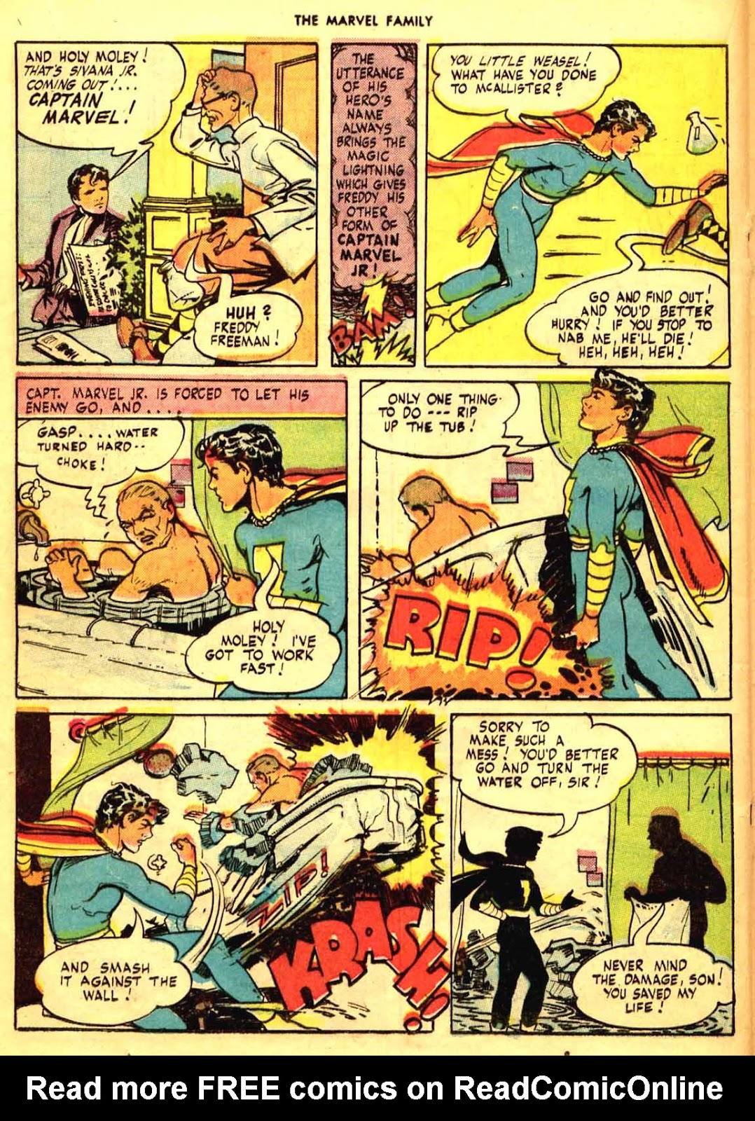 The Marvel Family issue 9 - Page 24