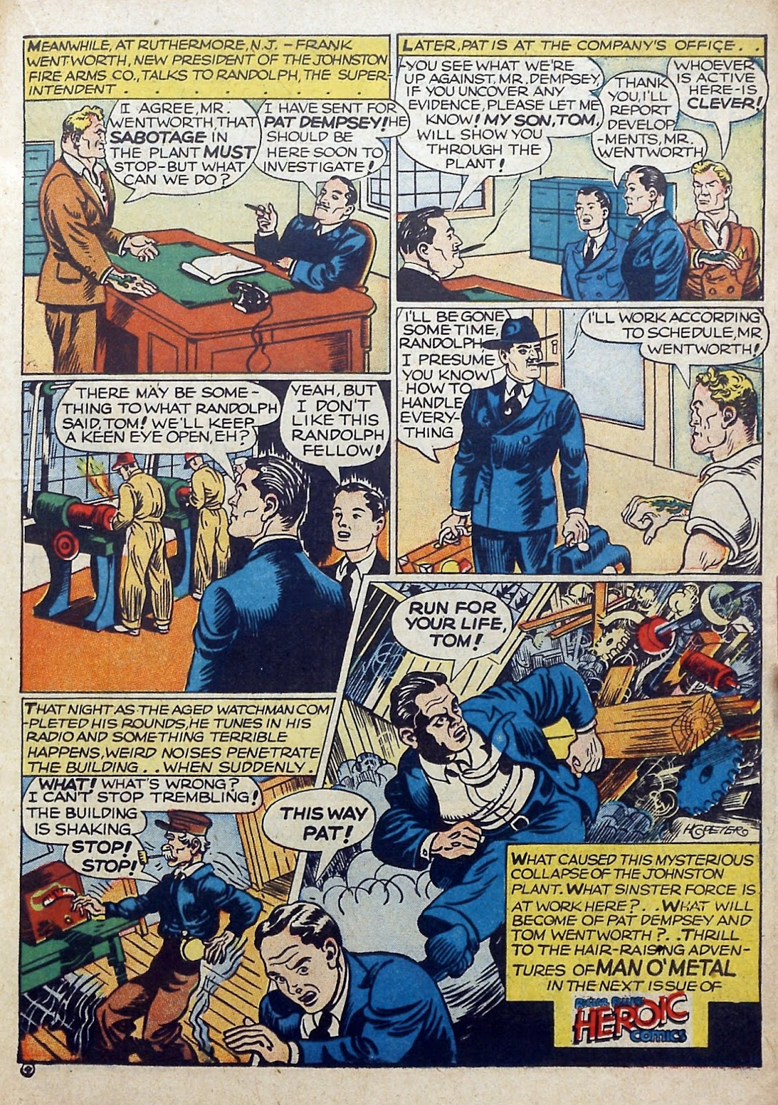 Reglar Fellers Heroic Comics issue 12 - Page 29