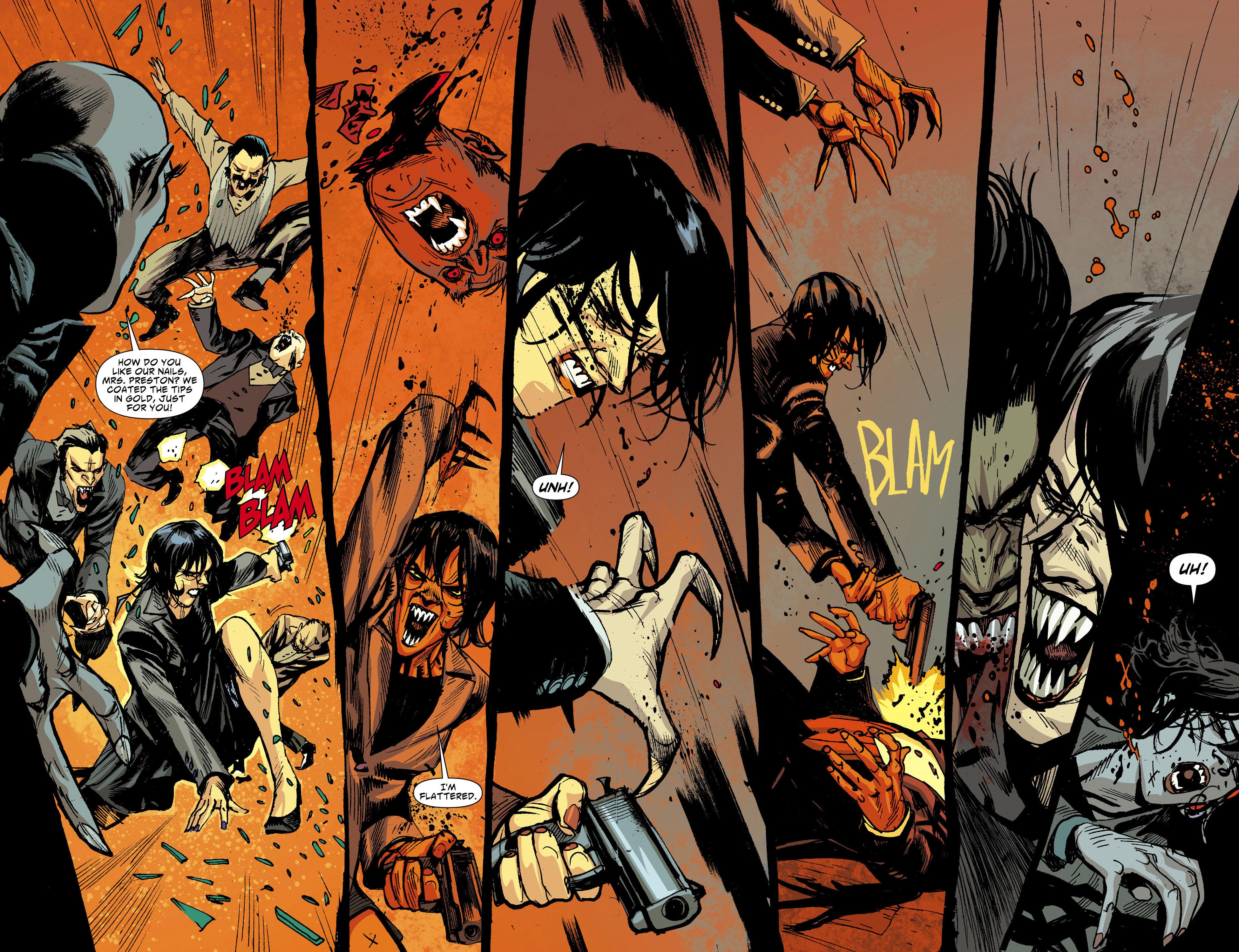 Read online American Vampire comic -  Issue #30 - 15