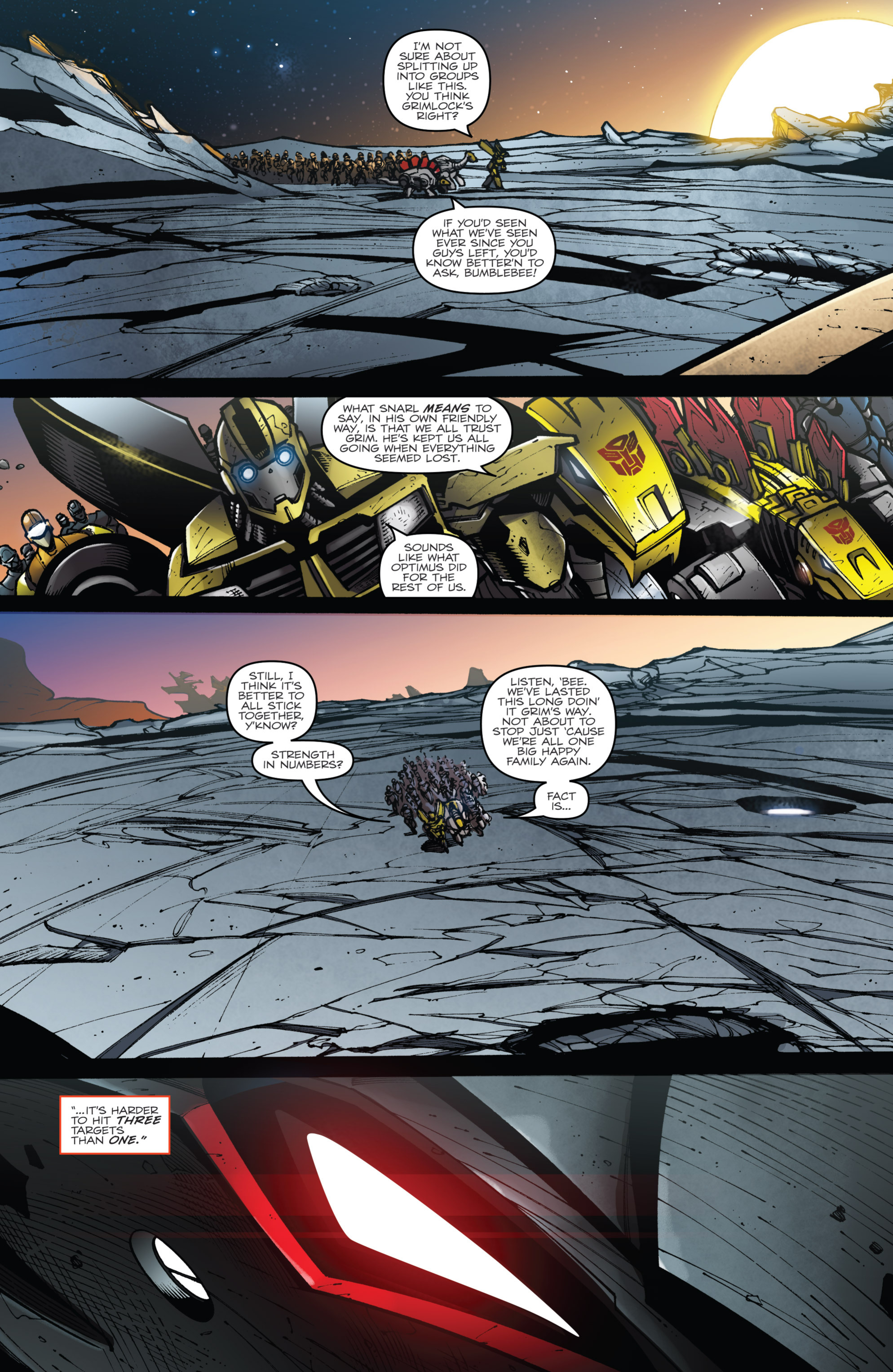Read online Transformers Prime: Beast Hunters comic -  Issue #8 - 11