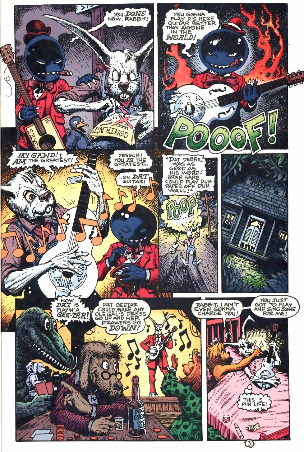 Read online Flinch comic -  Issue #13 - 4