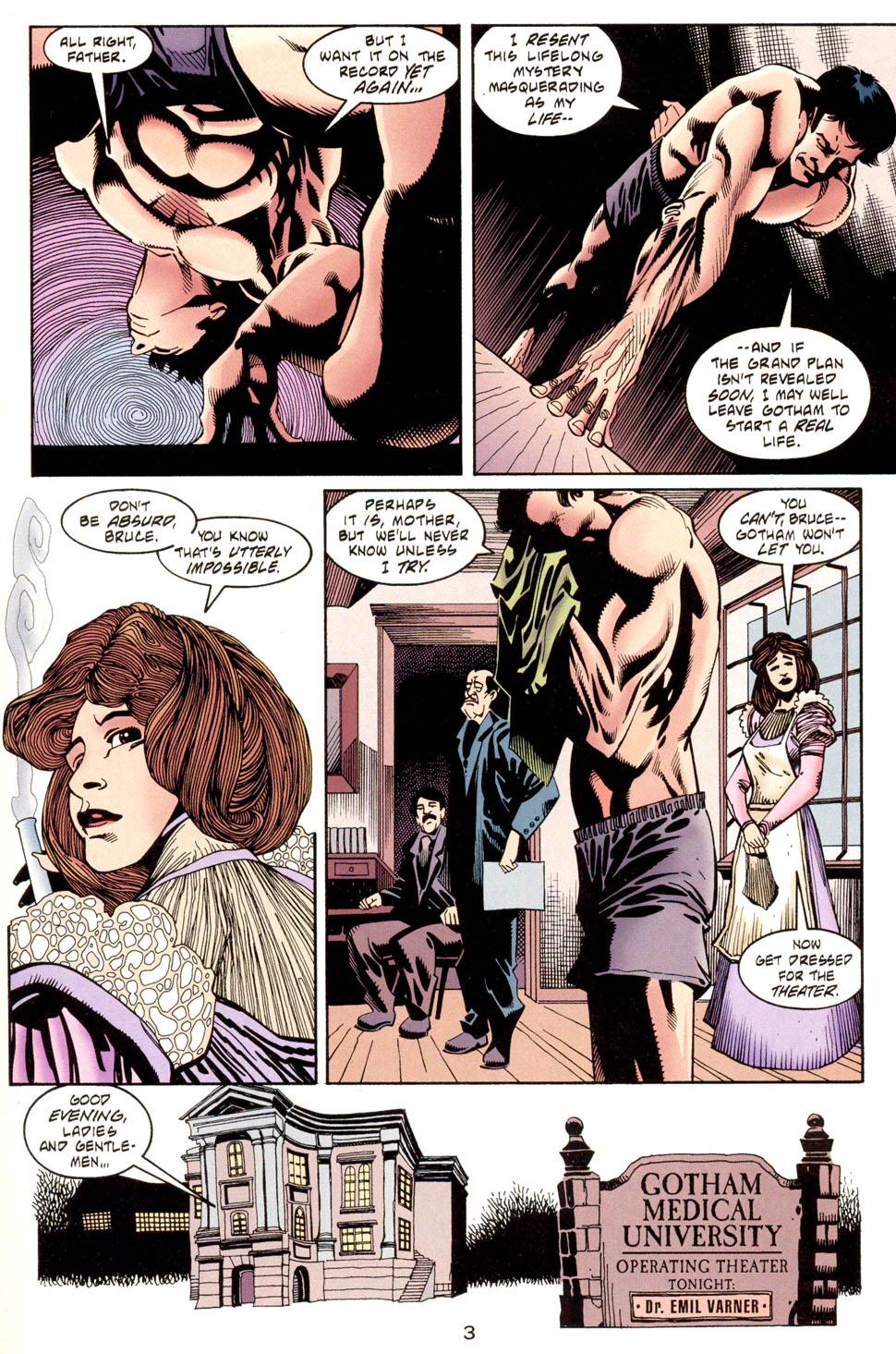 Read online Batman: Haunted Gotham comic -  Issue #1 - 5