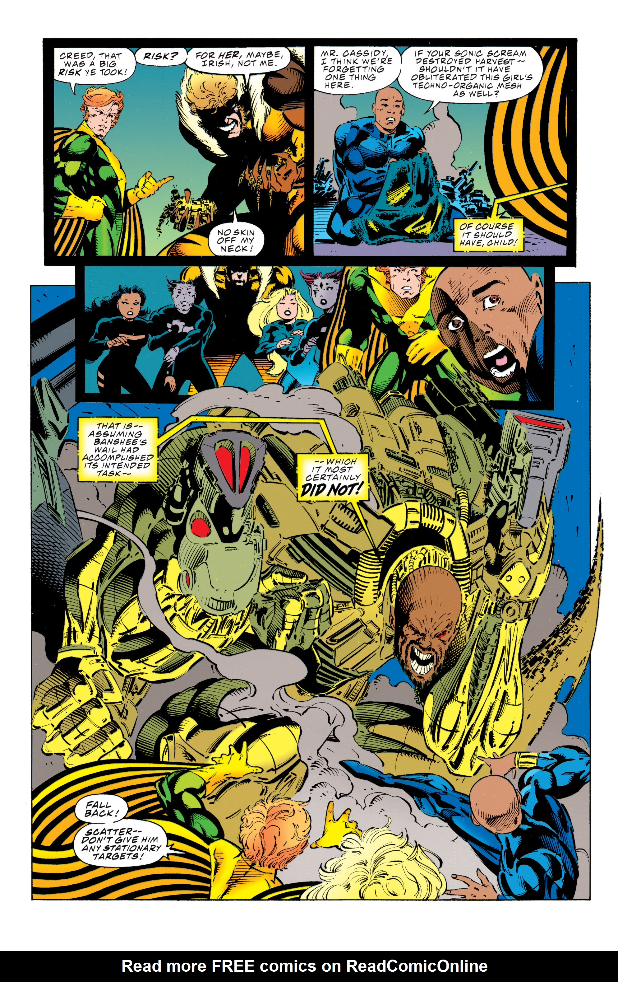 X-Men (1991) 37 Page 15
