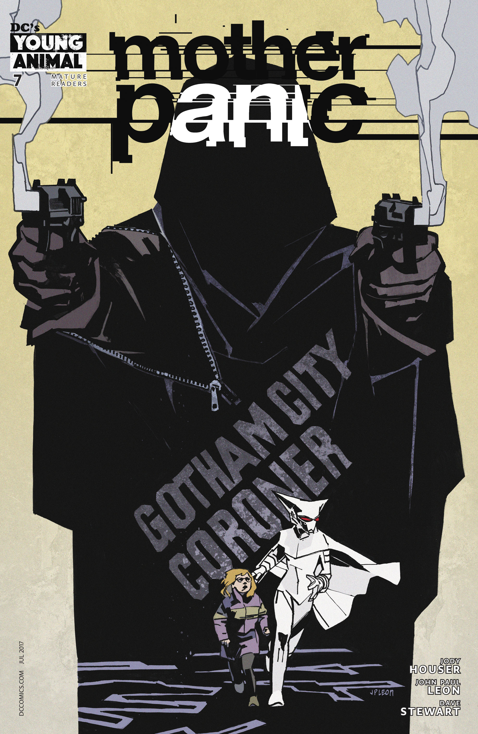 Read online Mother Panic comic -  Issue #7 - 1