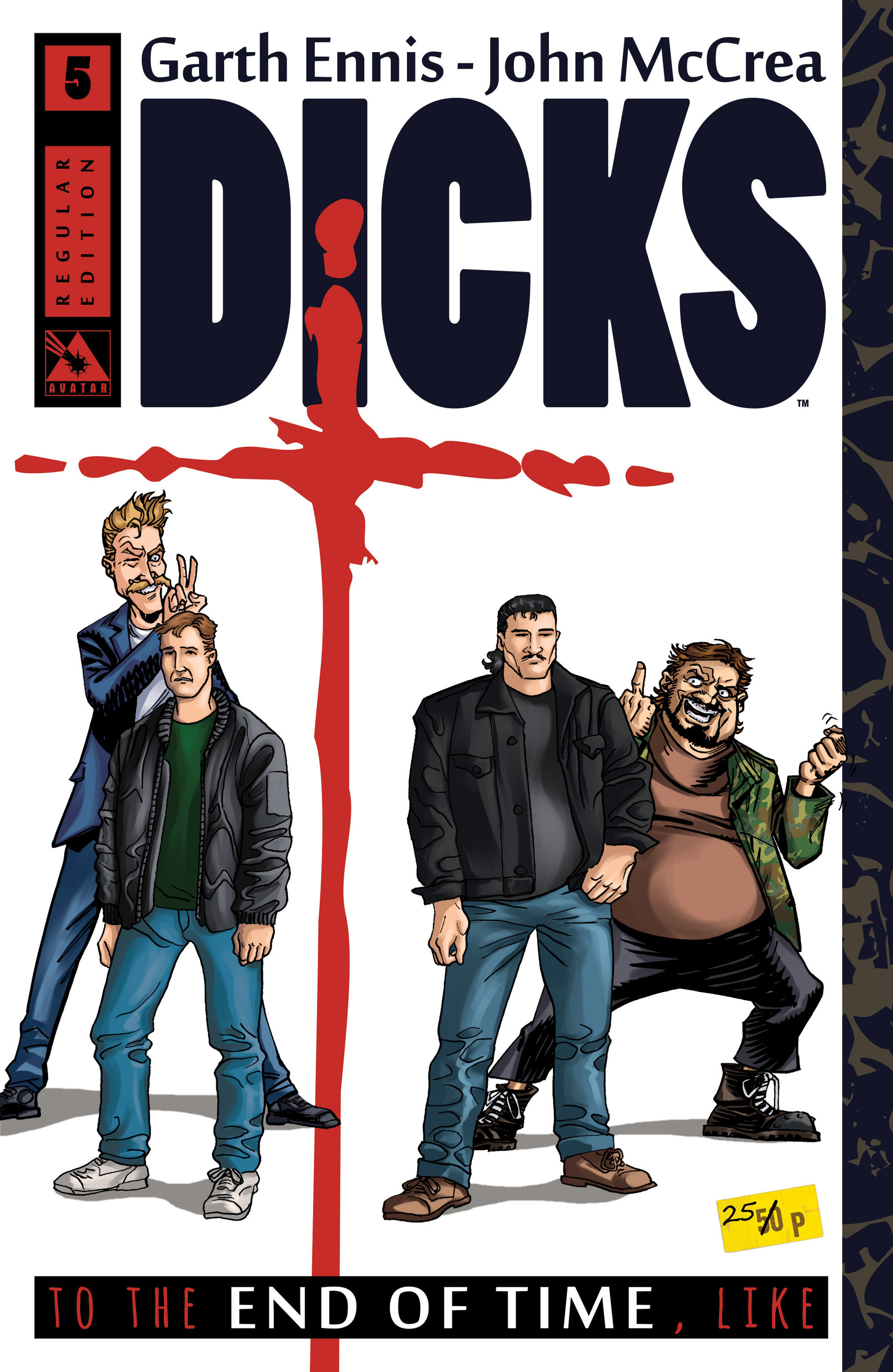 Dicks: To the End of Time, Like 5 Page 1