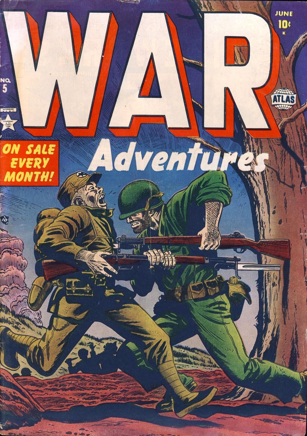 War Adventures 5 Page 1
