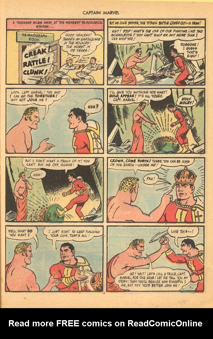 Captain Marvel Adventures issue 62 - Page 29