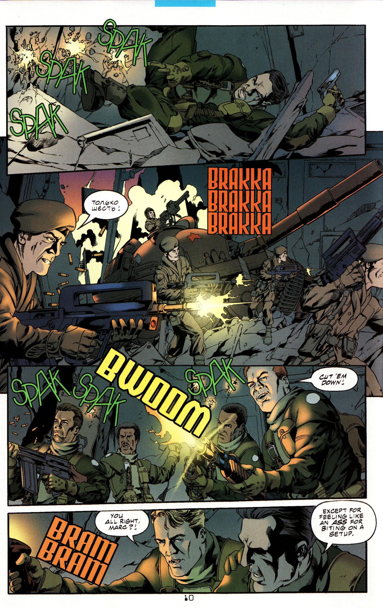 Read online Tangent Comics/ Metal Men comic -  Issue # Full - 10