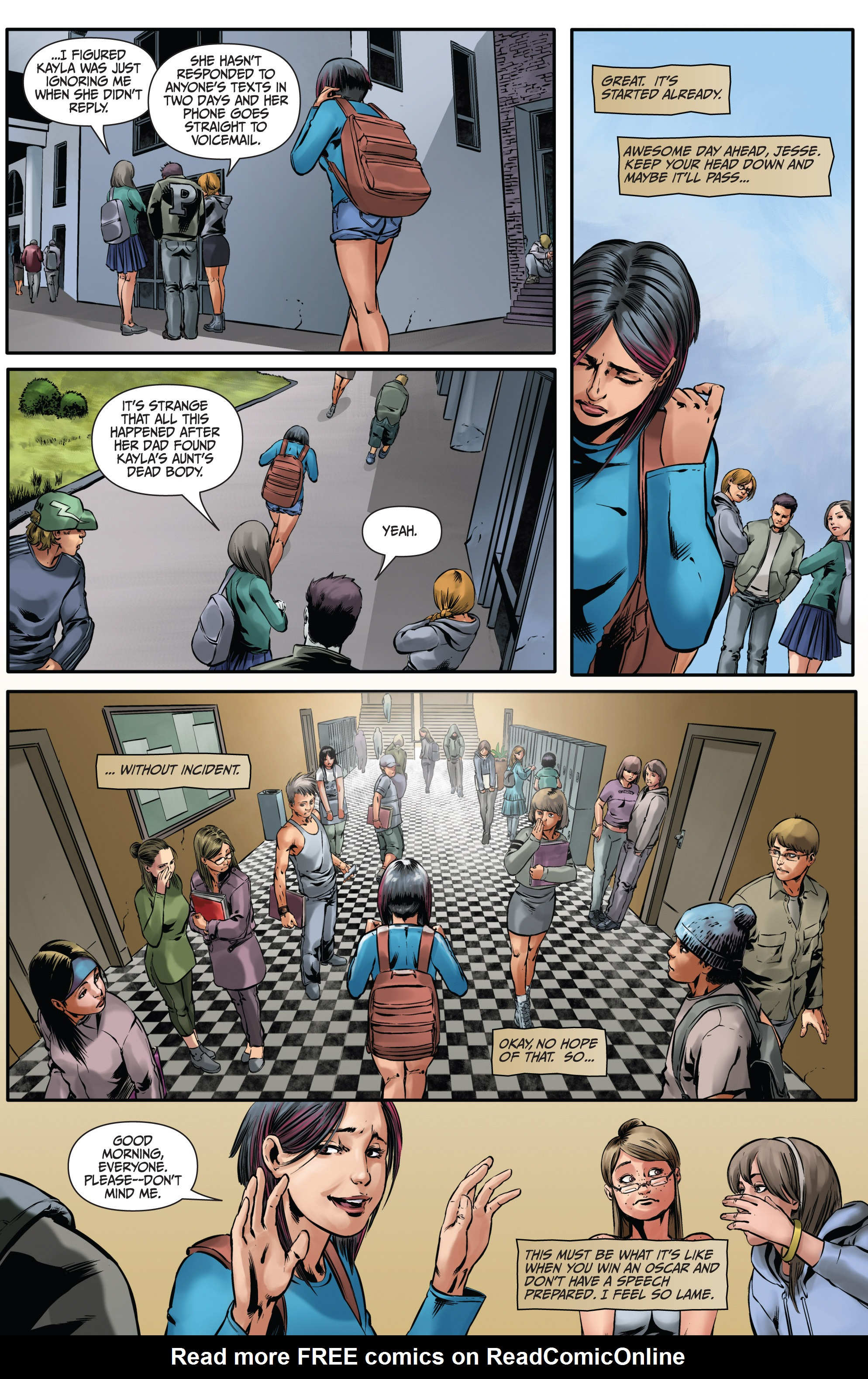 Read online Mercy Thompson comic -  Issue #4 - 17