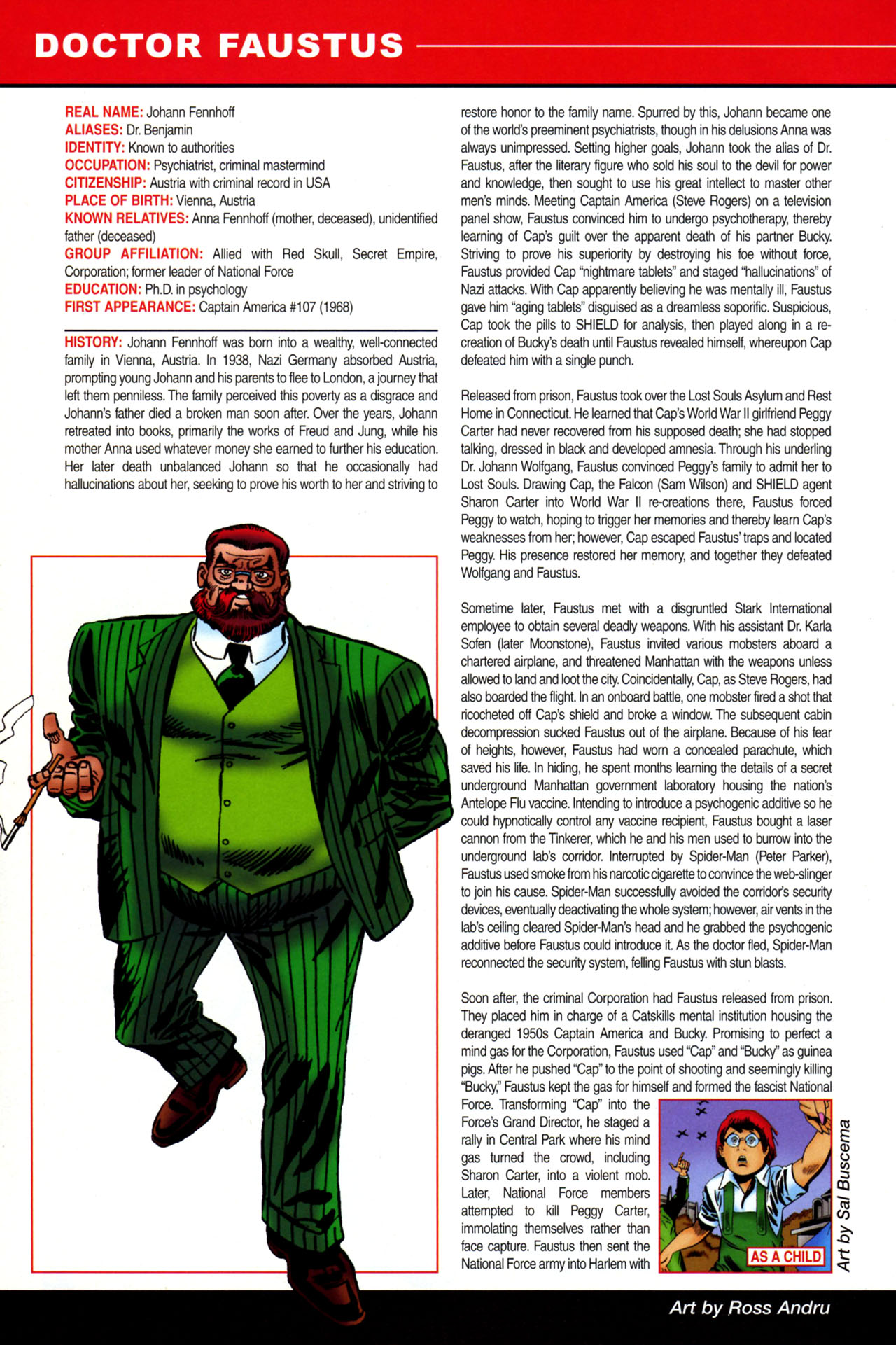 Read online All-New Official Handbook of the Marvel Universe A to Z: Update comic -  Issue #4 - 12