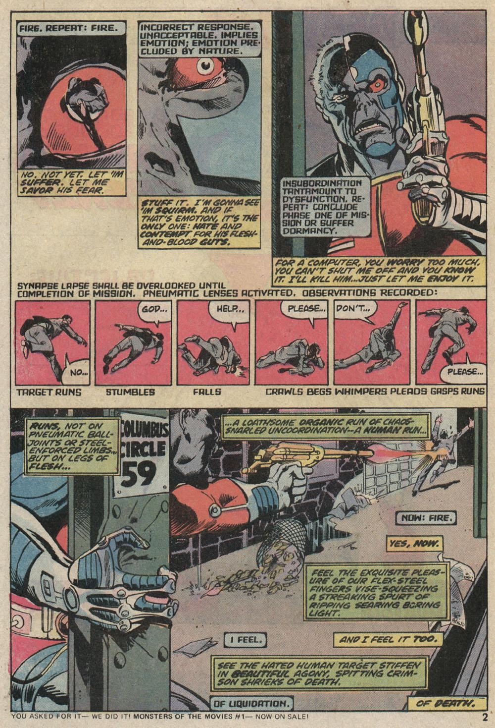 Read online Astonishing Tales (1970) comic -  Issue #25 - 3