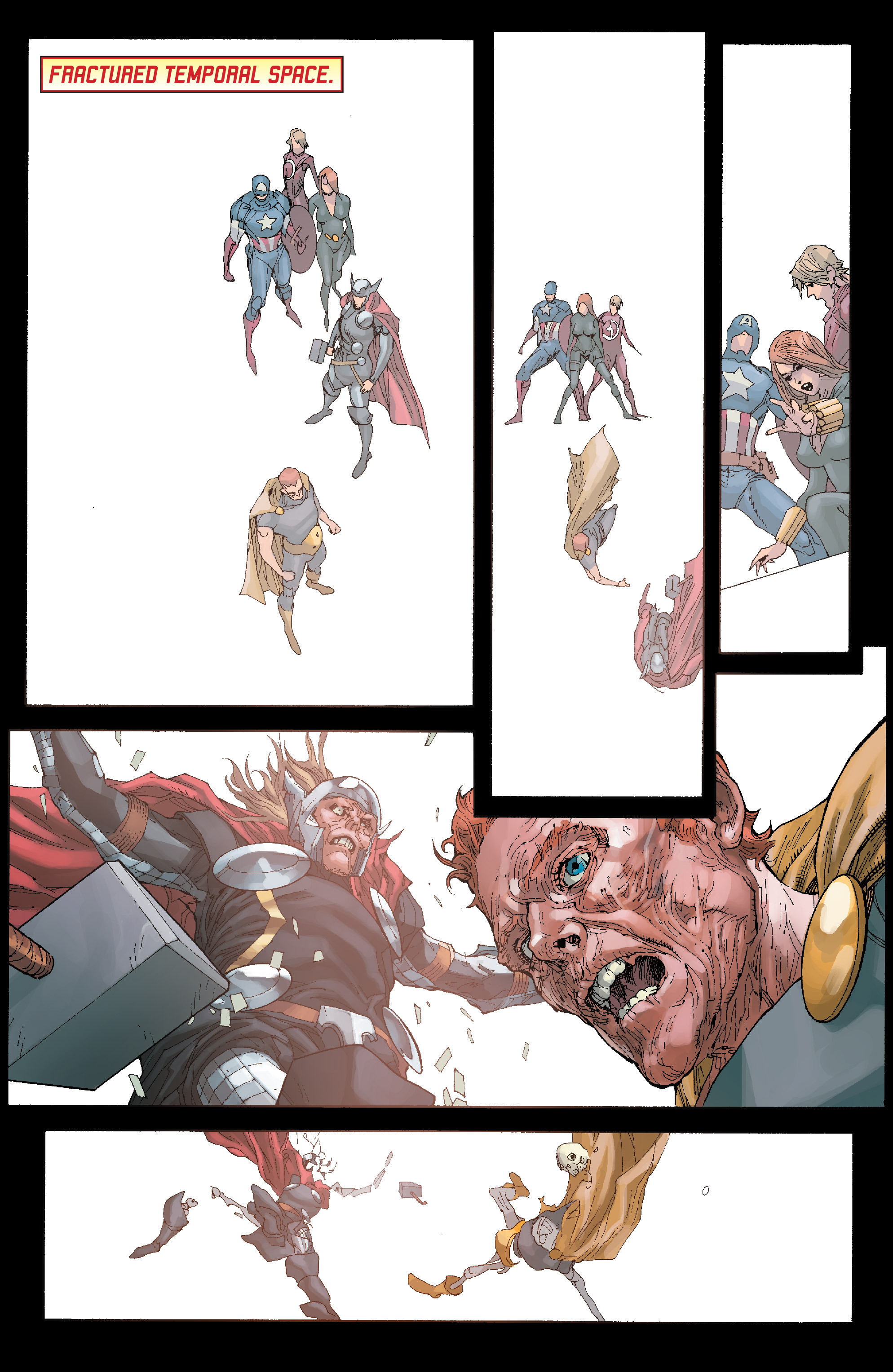 Read online Avengers (2013) comic -  Issue #31 - 21